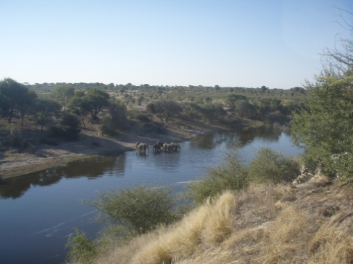 the view from Menoakwena