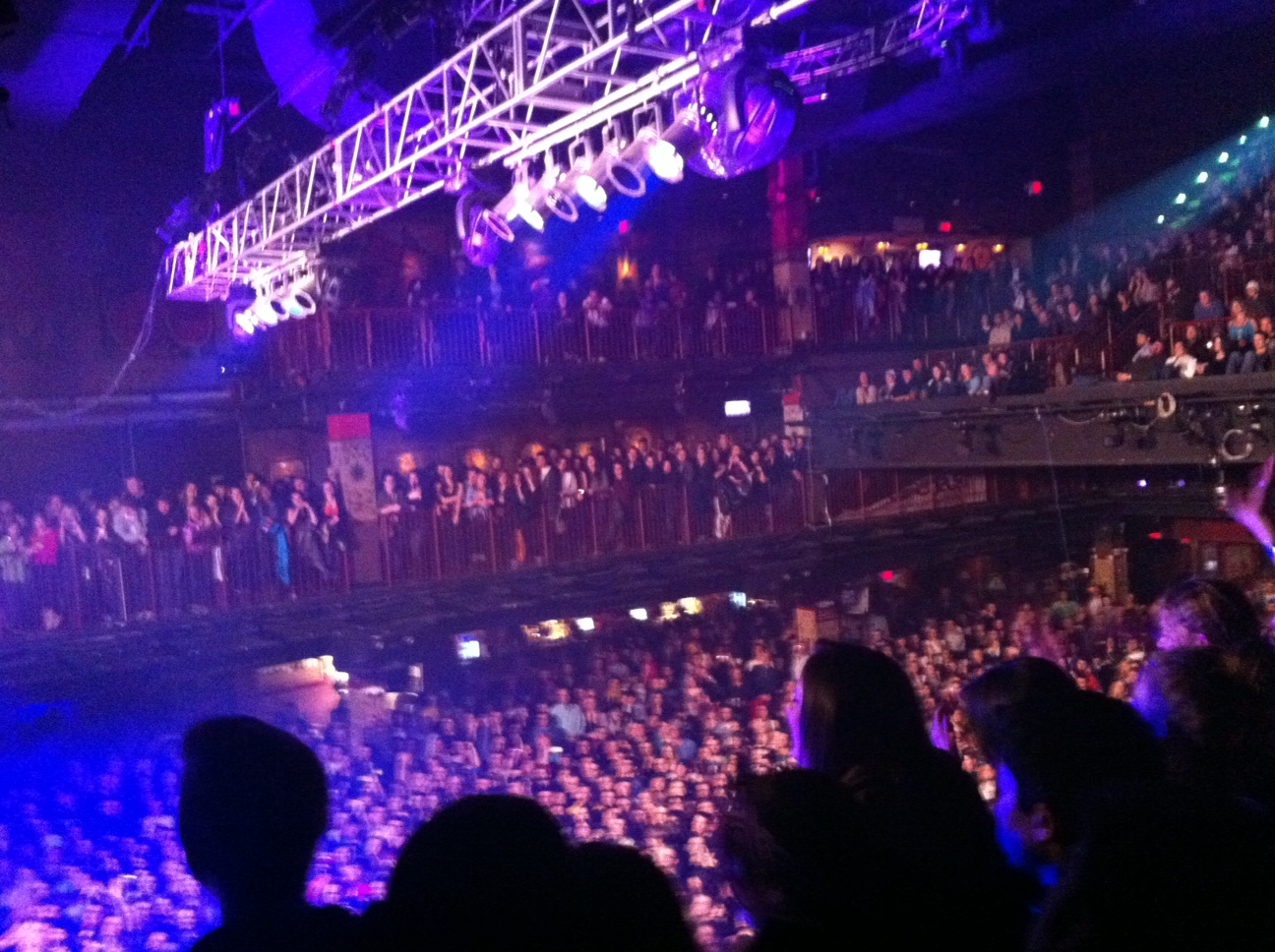 house of blues chicago hours
