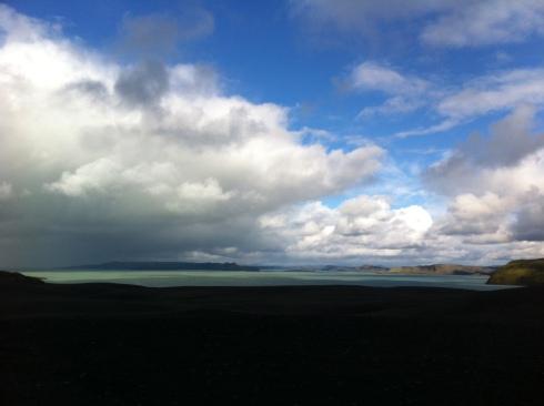 Þórisvatn in Sprengisandur