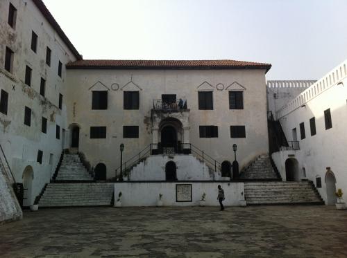 St. George´s Castle, Elmina