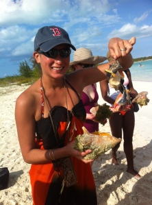 so this is what conch looks like!
