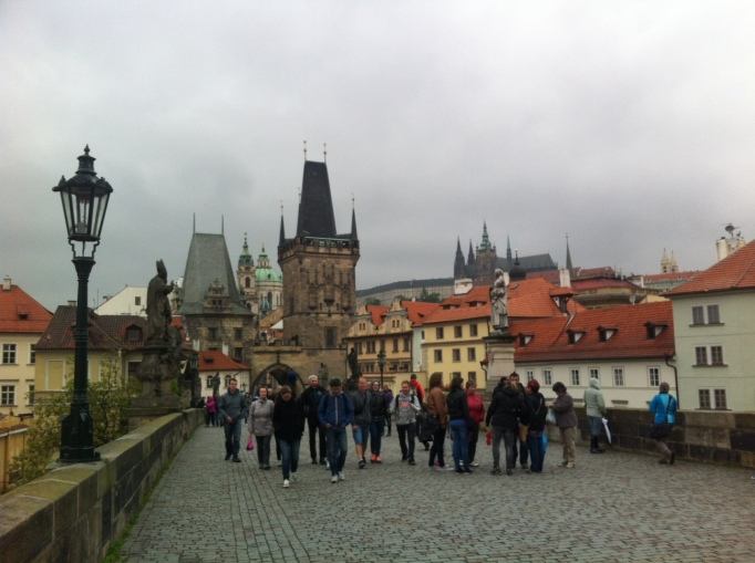 Karlův most, Charle's bridge in Prague