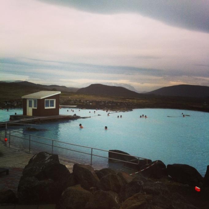 Jarðböðin, the Mývatn nature baths