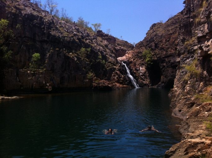 Maguk Pool at Kakadu