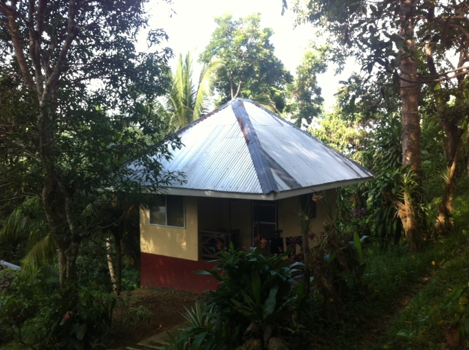 "our ""semi-native"" bungalow at Valle Verde"