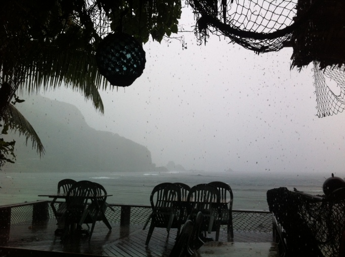 rainy Pago Pago