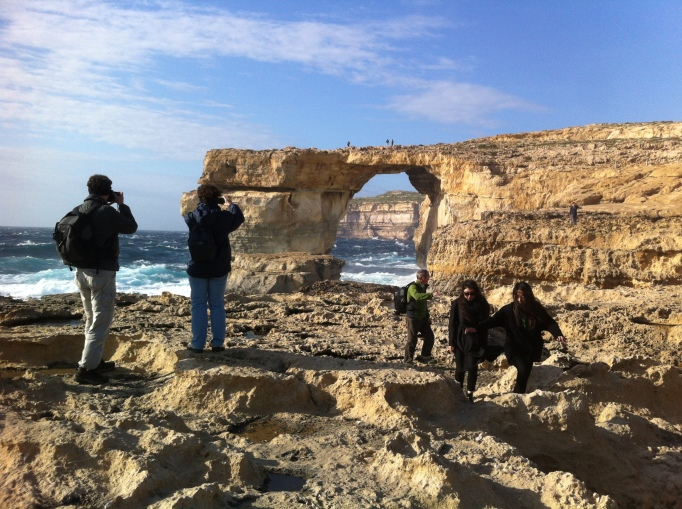 Azure window in Gozo