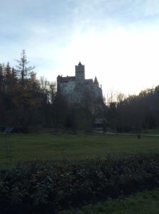 Bran castle, aka Dracula's castle