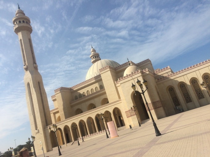 Bahrain's grand mosque