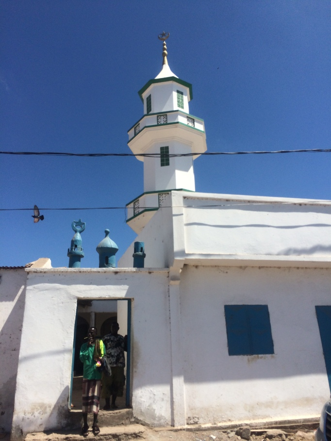 humble little mosques, but still just as loud