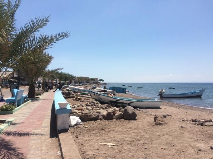 Tadjourah coast