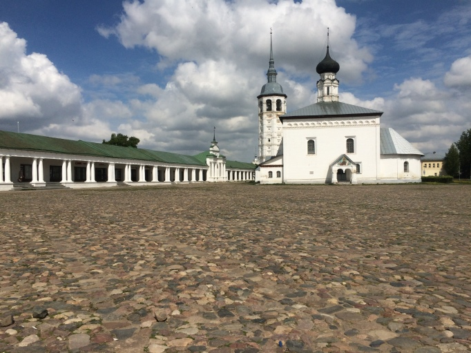 Suzdal, one of the Golden Ring cities