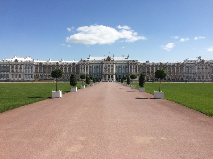 Catherine the Great's palace