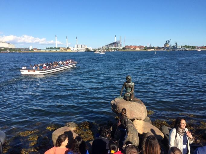 Denmark's Little Mermaid