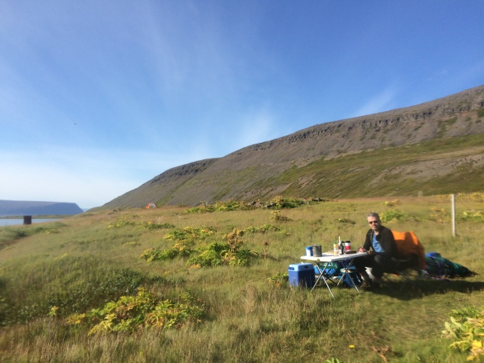 camping without roughing it