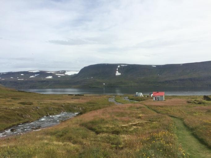 Hesteyri fjord