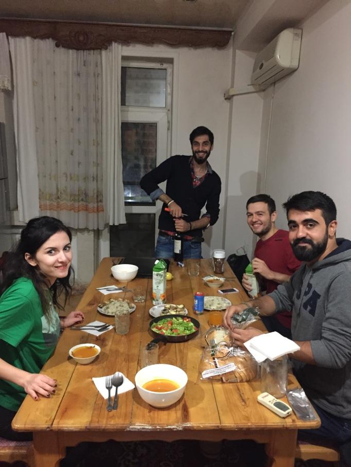 My Turkish/Azeri family in Baku