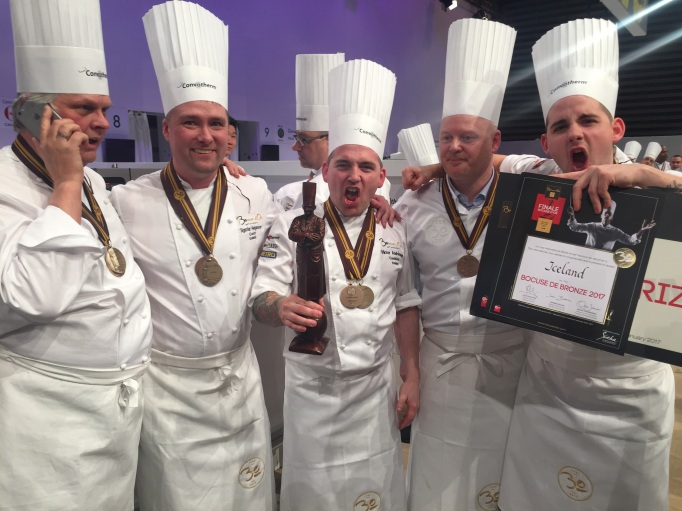 Bocuse de Bronze winners!!